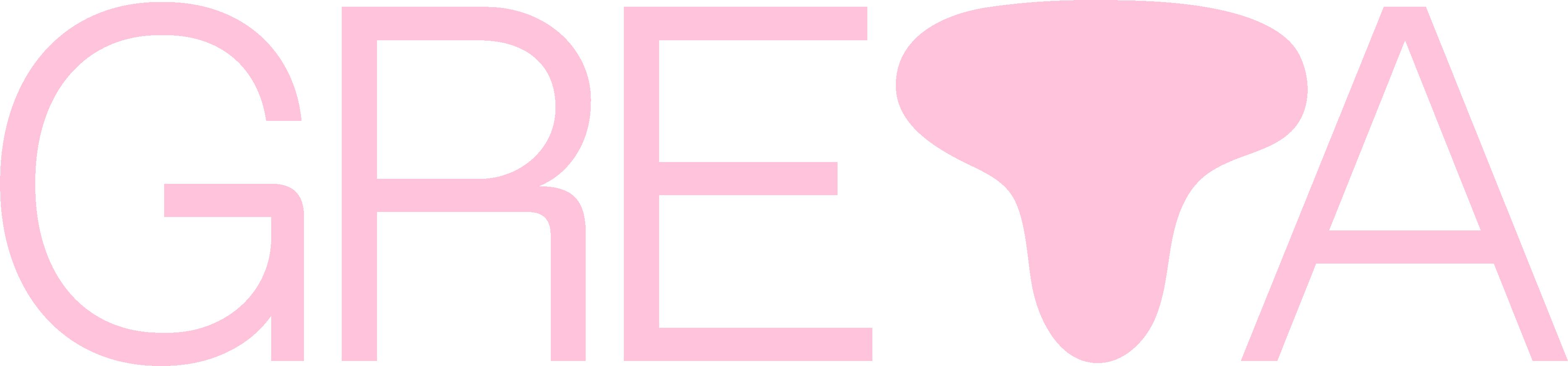 greta logo rosa